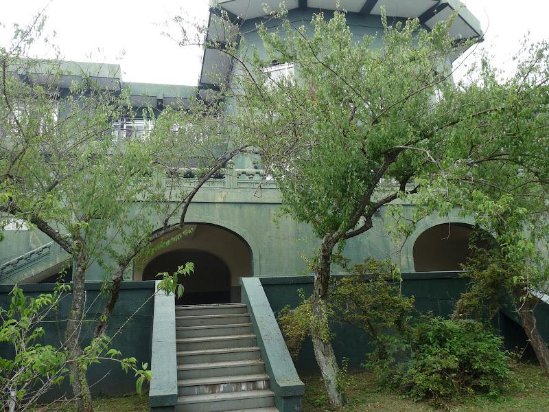 TAIWAN.Taipei Yangminshan, une des résidences de CKS - P1110908.JPG