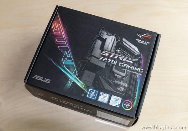 Asus STRIX Z270i GAMING