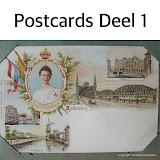 DenRonCollectionsAlbumNr6AnsichtkaartenPostcards18981923