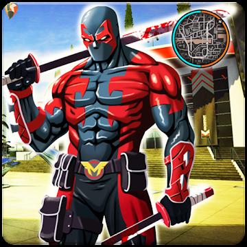 Grand Dead superhero Vegas Mafia Crime Fight
