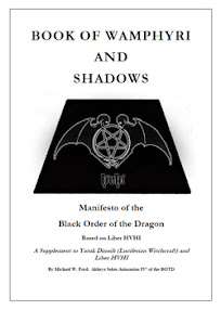 Cover of Michael Ford's Book Book of Wamphyri and Shadows