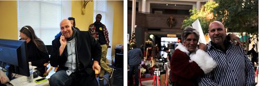Filmmaker Ken Feinberg's Creative Studios of Atlanta Present Santa's Boot Camp