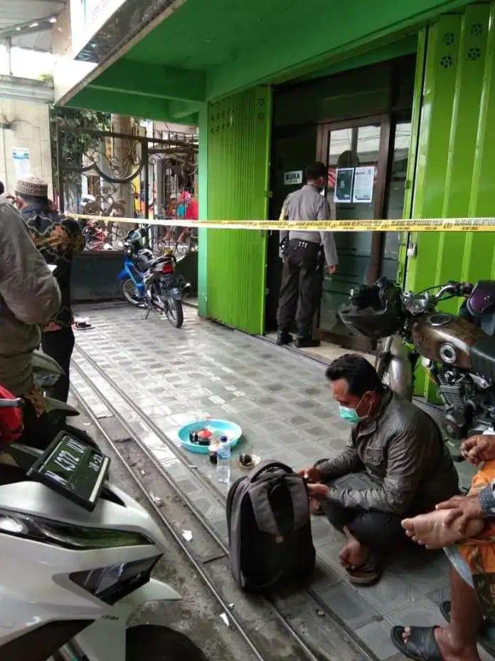 Duel Maut, Satu Karyawan BMT Sidogiri Candipuro Meregang Nyawa