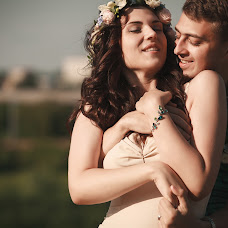 Huwelijksfotograaf Evgeniy Zagurskiy (NFox). Foto van 16.10.2015