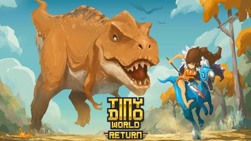 Download Tiny Dino World: Return v1.0.1 APK DATA - Jogos Andtoid