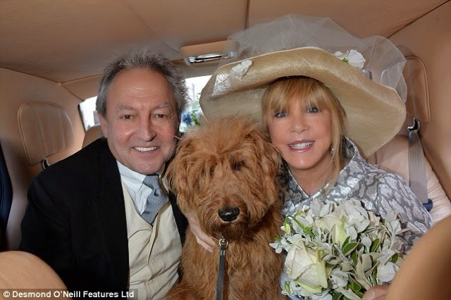 Wedding Bells Again For Pattie Boyd At 71