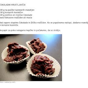 MČ pekarija, Ilirska Bistrica, 10. in 12. december - %25C4%258COKOLADNI%2BHRUSTLJAV%25C4%258CKI.jpg