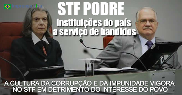 RAFAEL BRASIL: STF DE NOVO ACHINCALHA O PAÍS - Rafael Brasil