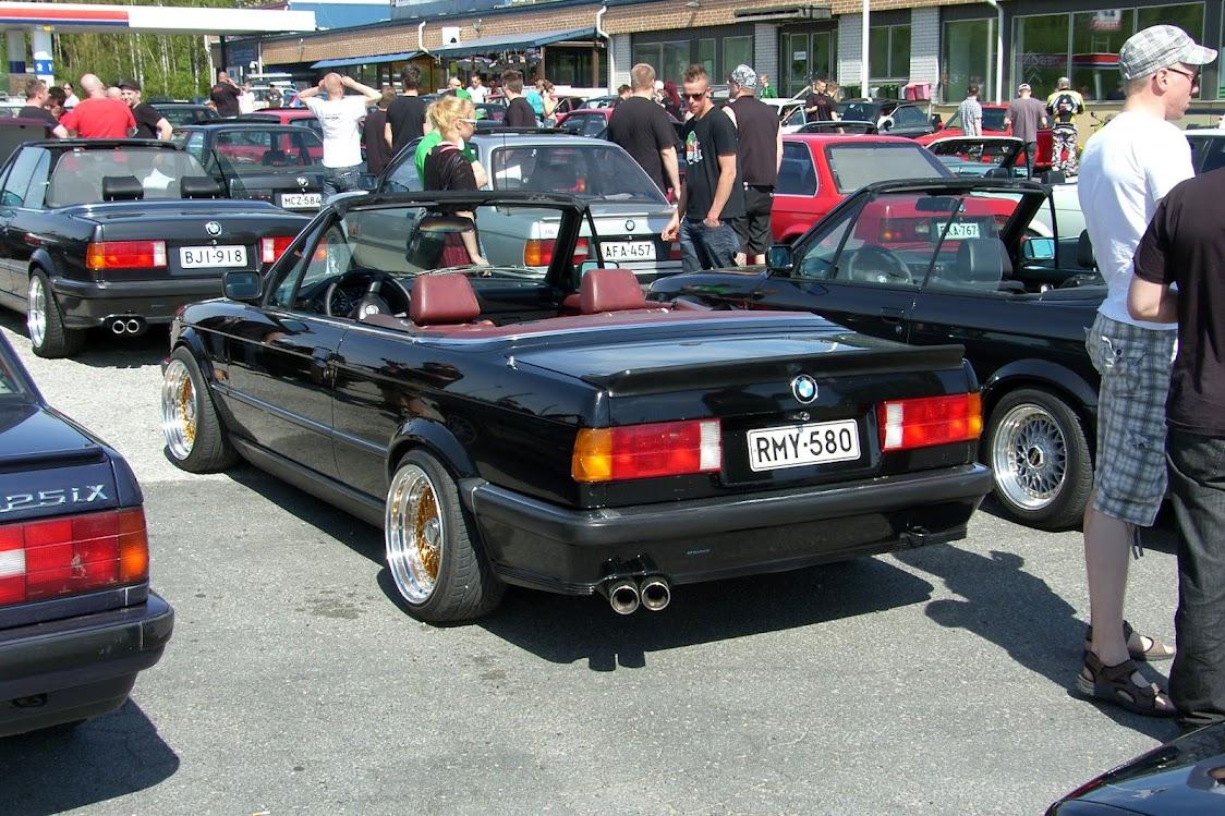 Osmis:  Bagged BMW E30 325i Cabriolet -86 - Sivu 5 SH101067