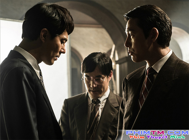 The King: Tuyệt phẩm điện ảnh của cặp quý ông đẹp nhất Hàn Quốc! - Ảnh 7.