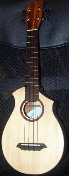 Yaron Naor Concert Ukulele