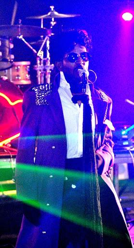 'Purple Masquerade,' the Prince Tribute Band at Daytona Bandshell