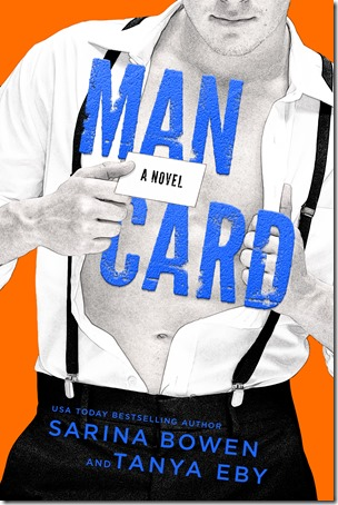 Cover Reveal: Man Card by Sarina Bowen and Tanya Eby | About That Story