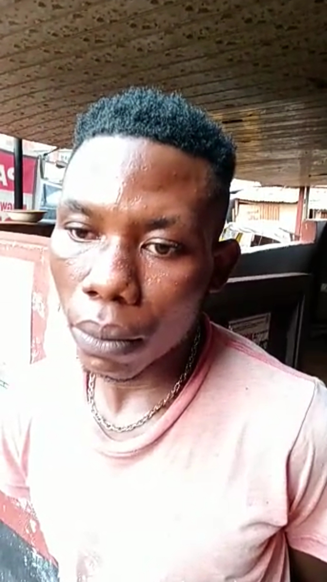7 years Old Girl Laments How A Calabar Man Has Been Using Her ln Arrangement With His Grand Mother (Photos,Video)