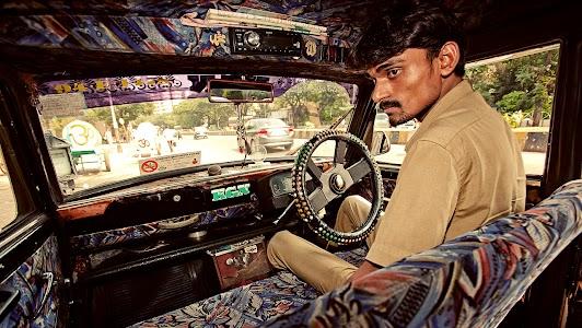 Indian Cab