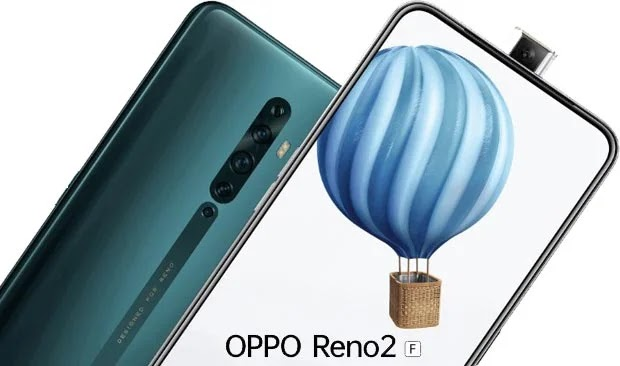Oppo Reno2 F Spesifikasi