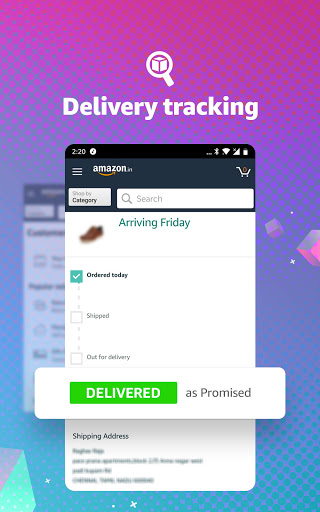 Amazon Shopping, UPI, Money Transfer, Bill Payment 20.18.0.300 Screenshots 8