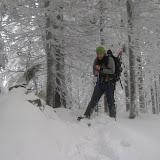 Zimowa wycieczka zUwB wGorce 02.2009