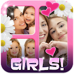 Girl Collages 1.0 Apk