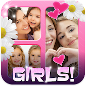 Download Girl Collages APK to PC