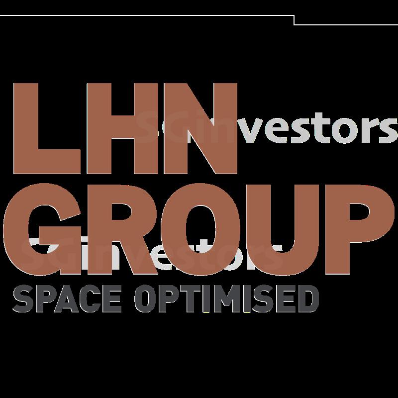LHN LIMITED (SGX:41O) @ SGinvestors.io