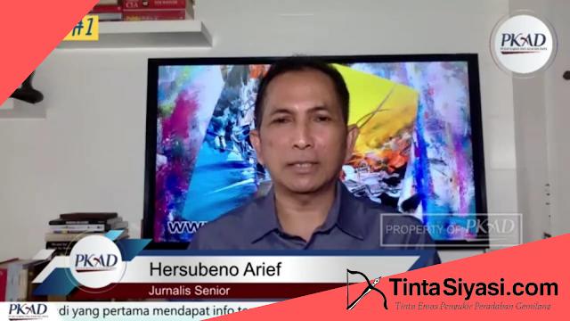 Jurnalis Senior: Figur yang Lemah Menjadi Presiden?