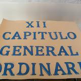 XII CAPÍTULO GENERAL