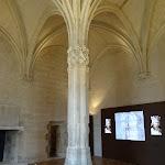 Château de Vincennes : donjon, salle du conseil