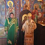 манастир Острог, свети Кирило Александријски