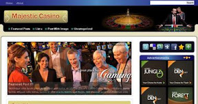 Free Wordpress Theme - Majestic-casino