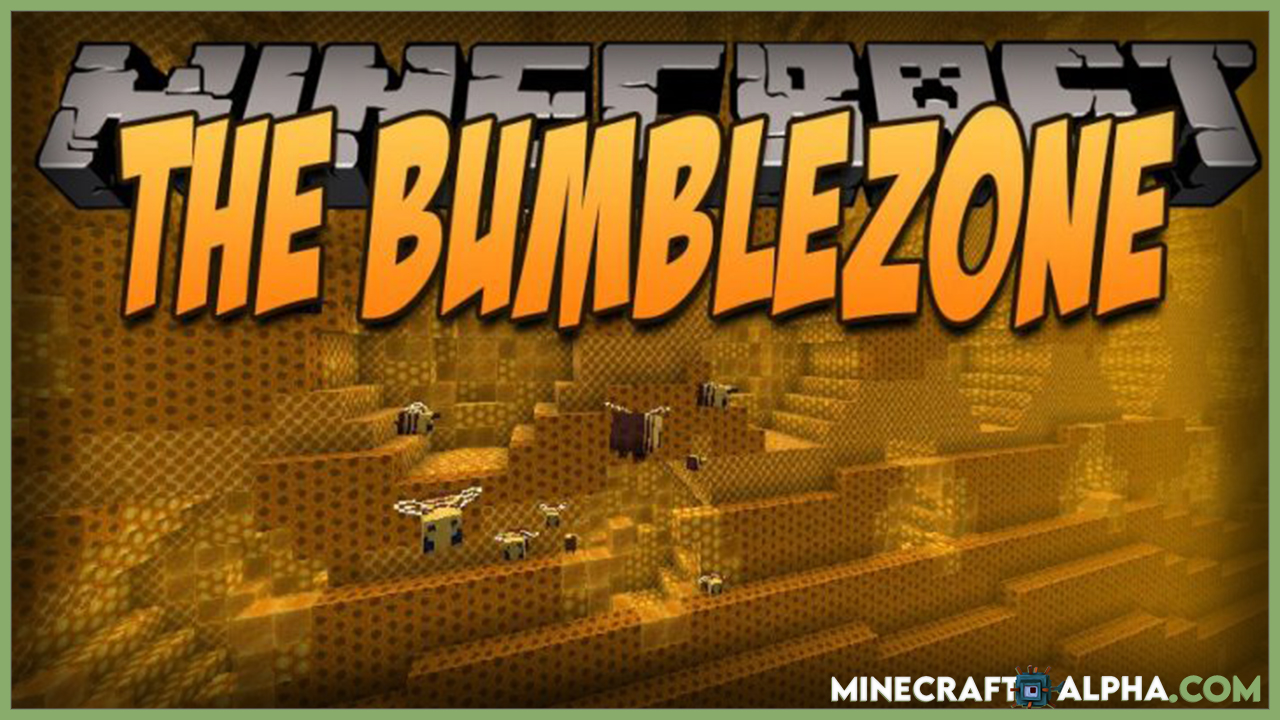 The Bumblezone Mod For Minecraft