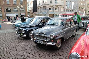 Škoda Octavia Super Johannes Rau Platz Wuppertal