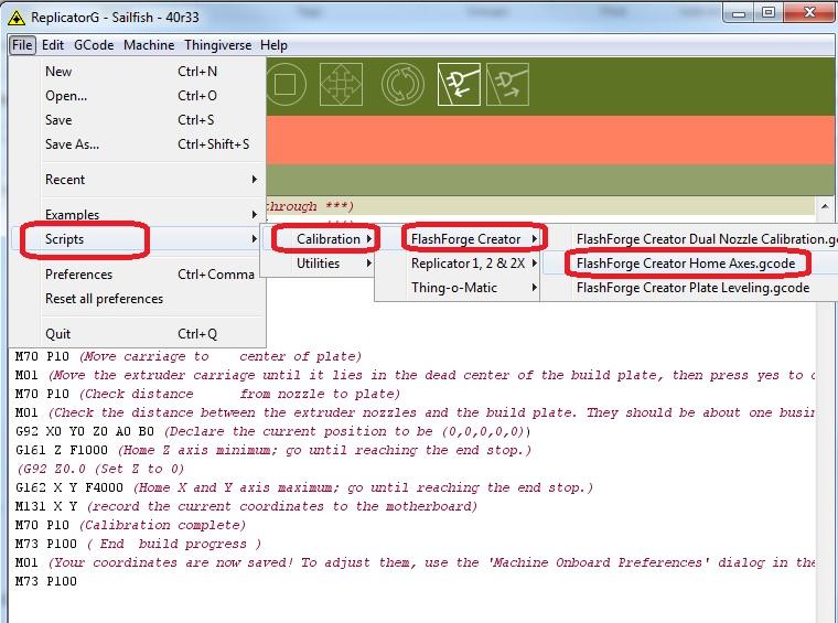 Re: Flashforge Creator Pro E3D Conversion Single Extruder, X
