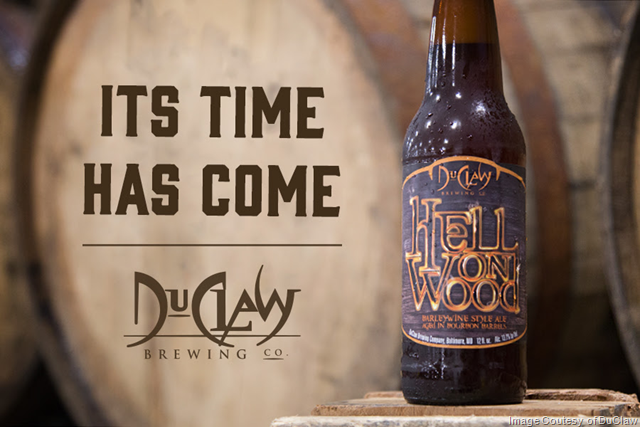 DuClaw Brewing Hell On Wood Returns