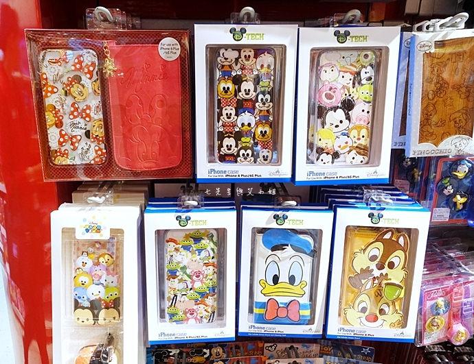 7 香港機場 迪士尼奇妙店 買達菲熊免進迪士尼樂園