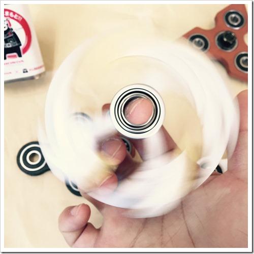 S 5332266673932 thumb%25255B2%25255D - 【ガジェット】「ハンドスピナー」レビュー。手持ち無沙汰に最適。ペン回し代わり回転の力に敬意を払え。ガジェット大好き大人のおもちゃ【Fidget/フィジェット/ハンドキューブ】