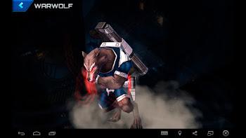 Warwolf - Comando Selvagem da S.H.I.E.L.D.