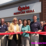 GHCC Ribbon Cutting for QDOBA on August 25, 2009