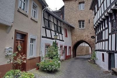 Historische Altstadt Blankenheim (C) Sascha Bartz pixelio.de © Deutscher Alpenverein Sektion Rheinland-Köln