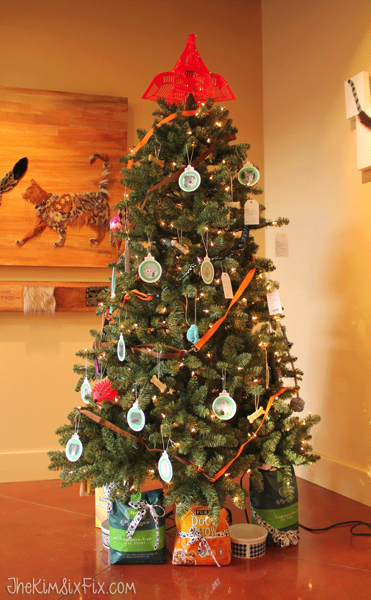 Animal Shelter Tree