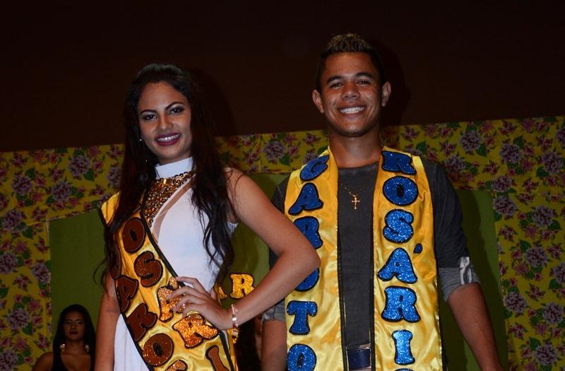 Garota e Garoto Rosario 2017