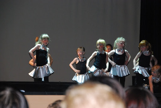 Mijn eerste ballet-recital!