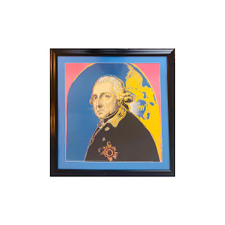 Andy Warhol 'Frederick the Great' Print