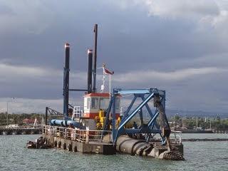 Rencana Kerjasama Pengerukan Alur Laut Wilayah Barat Kota Dumai