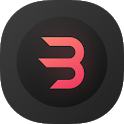 Bohemic NOIR - IconPack icon