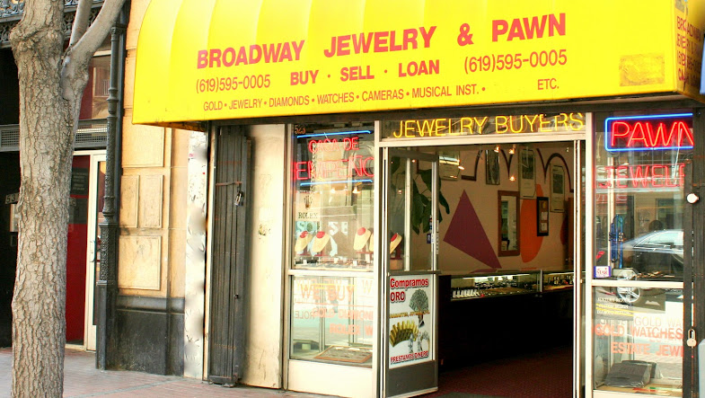 broadway jewelry pawn in san diego california 619