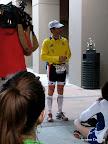 Telling the story of his 2013 Boston marathon.