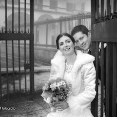 Wedding photographer Lorenzo Delfino (delfino). Photo of 18.01.2017