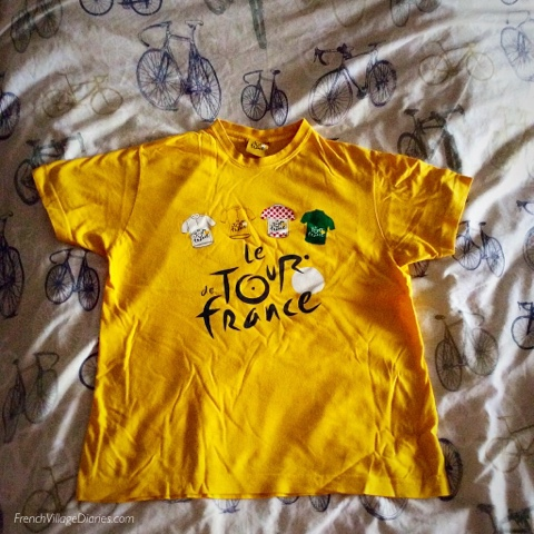 French Village Diaries Yellow July #TDF2017 Le Tour Tour de France