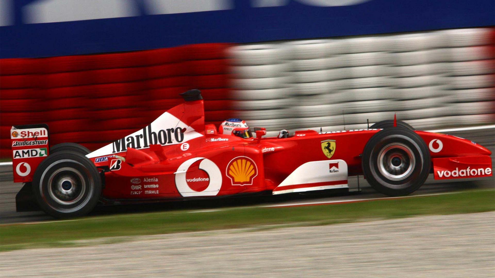 Hd Wallpapers 2002 Formula 1 Grand Prix Of Italy F1